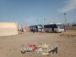 قوافل الطبية والرياضية وبنك الطعام بمدينة حلايب
