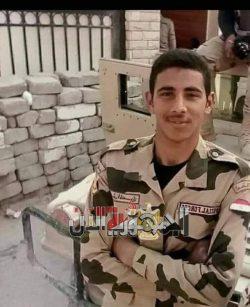 الشهيد علي علي أحد أبطال كتيبة 103 صاعقة
