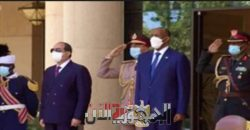 أهم تصريحات الرئيس السيسى  اثناء زيارته التاريخيه للسودان
